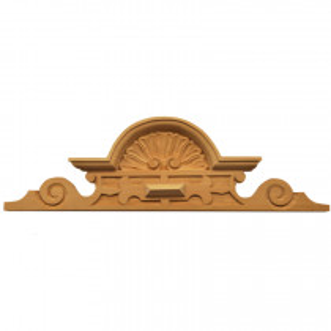 Holzkrone Linde 130 x 460 mm Artikel 1210