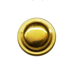 Zierteil Uhren Messingguss mit Durchmesser 10mm