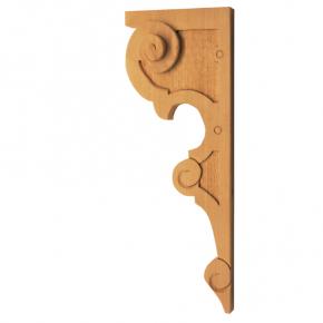 Holzauflage Linde 115 x 310mm