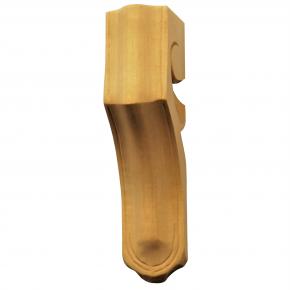 Holzauflage Linde 35 x 140mm