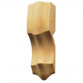 Holzauflage Linde 35 x 110mm