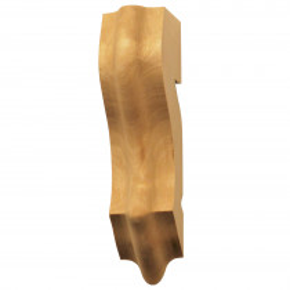 Holzauflage Tanne Linde 35 x 138mm