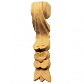 Holzauflage Linde 40 x 173mm