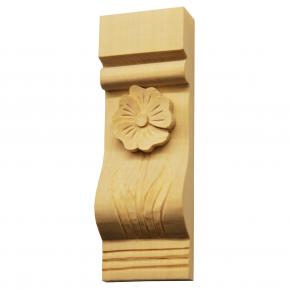 Holzauflage Linde 55 x 165mm