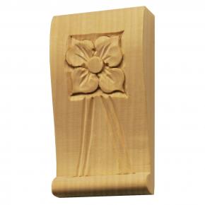 Holzauflage Linde 60 x 110mm