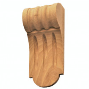 Holzauflage - 2 Holzarten verfügbar - 60 x 140mm