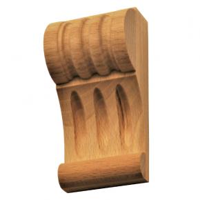 Holzauflage Eiche Buche Tanne 50 x 105mm