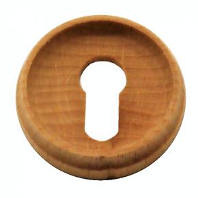 Rosette Holz Durchmesser 31mm