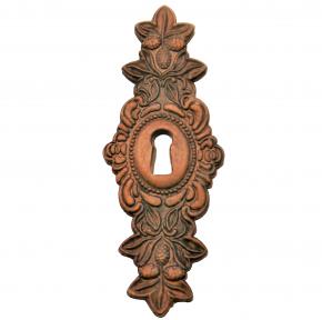 Schlüsselschild Leder 40 x 110 mm