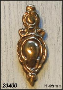 BB Schlüssellochabdeckung 46mm buntbart Artikel 23400