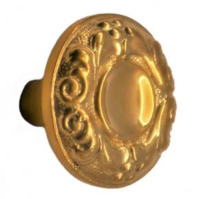Knopf Messingguss Durchmesser 35mm