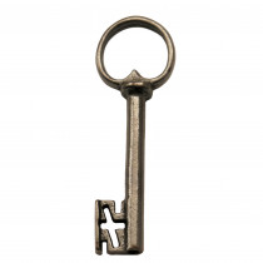 Schlüssel aus Eisen 120mm