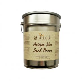 Quick Antikwachs dunkelbraun 5kg 18.14¤/kg