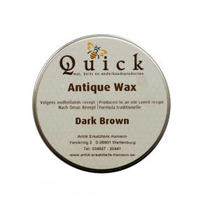 Quick Antikwachs dunkelbraun 375g 25.39¤/kg