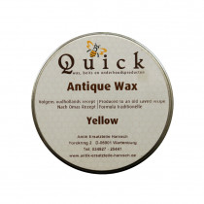 Quick Antikwachs gelb 375g 25.39¤/kg