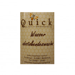 Quick Wachs wasserfest farblos 1l