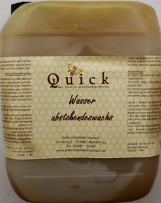 Quick Wachs Wasserfest Farblos 5l