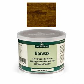 Borwax Bienenwachs Antikbraun 500ml 20¤/l