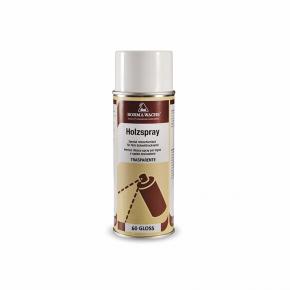 Holzspray Retuschierlack farblos 60gloss 400ml 31.25¤/l