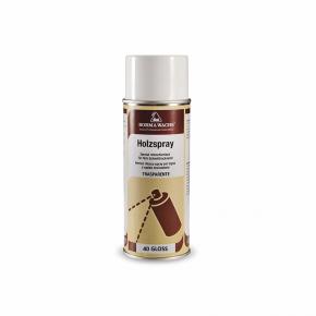 Holzspray Retuschierlack farblos 40gloss 400ml 31.25¤/l