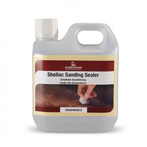 Schellack Sanding Sealer transparent 1l