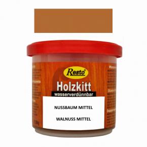 Resto Holzkitt Nussbaum Mittel 200g 37.50¤/kg