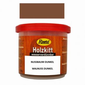 Resto Holzkitt Nussbaum dunkel 200g 37.50¤/kg