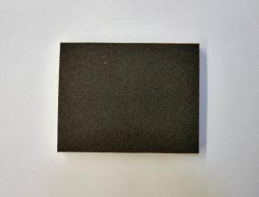 3600:Schleifmatte 123 x 96 x 12,5mm fein,zweiseitig,bestreut 180er Körnung