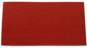 3633:Klingspor Schleifbögen 70 mm x 125 mm 80er Körnung