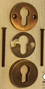 Sicherheitsbeschlag Profilzylinder PZ Durchmesser 50mm Artikel 23348p