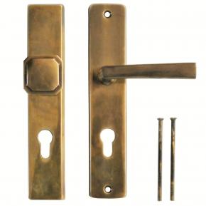 Sicherheitsgarnitur Profilzylinder PZ 72mm Artikel 24032