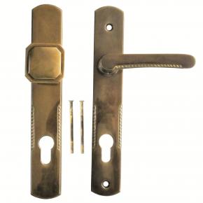 Sicherheitsgarnitur Profilzylinder PZ 72mm Artikel 24028
