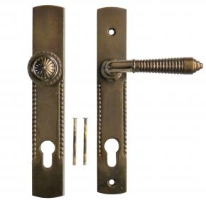 Sicherheitsgarnitur Profilzylinder PZ 92mm Artikel 24027